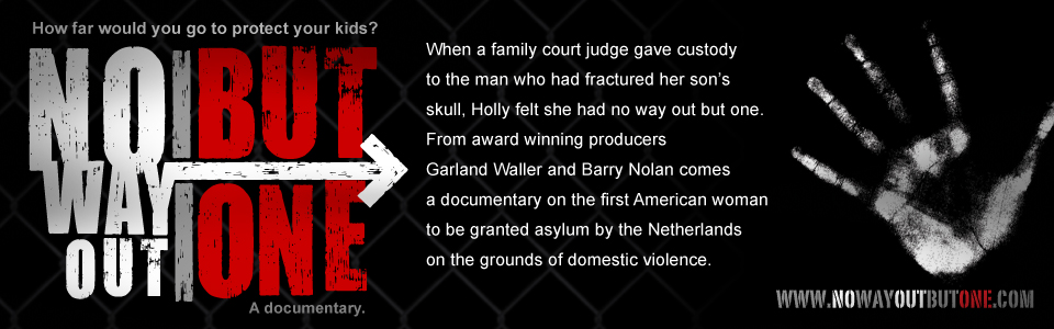 NO WAY OUT BUT ONE: a story of love and justice by Garland Waller and Barry Nolan